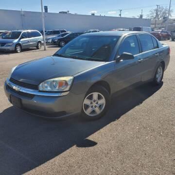 2005 Chevrolet Malibu for sale at TJ Motors in Las Vegas NV
