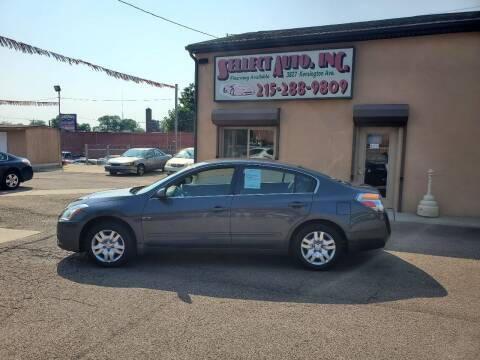 2010 Nissan Altima for sale at SELLECT AUTO INC in Philadelphia PA