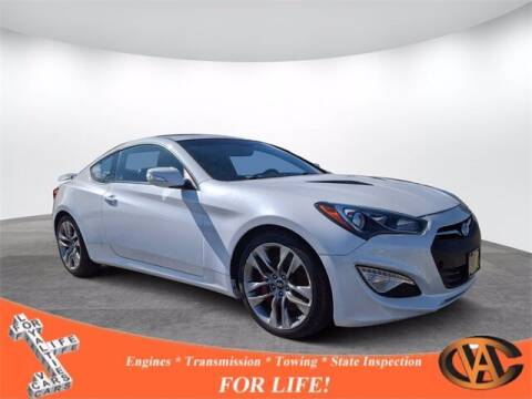 2016 Hyundai Genesis Coupe for sale at VA Cars Inc in Richmond VA