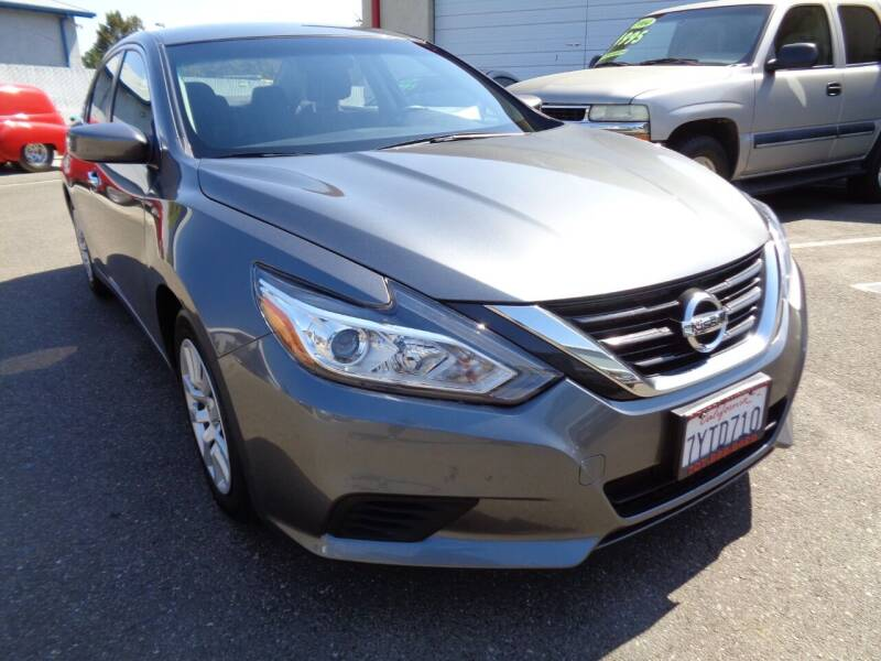 2017 Nissan Altima for sale at NorCal Auto Mart in Vacaville CA