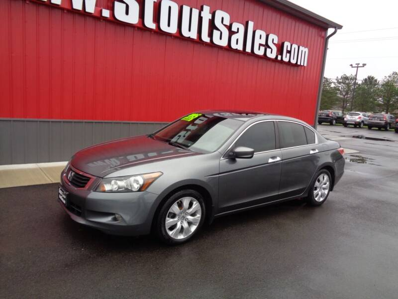2010 Honda Accord for sale at Stout Sales in Fairborn OH
