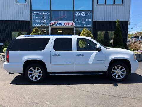 2008 GMC Yukon XL for sale at Advance Auto Center in Rockland MA