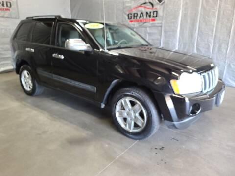 2006 Jeep Grand Cherokee for sale at GRAND AUTO SALES in Grand Island NE