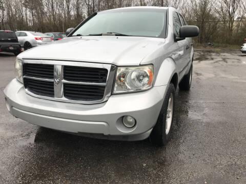 2008 Dodge Durango for sale at Certified Motors LLC in Mableton GA