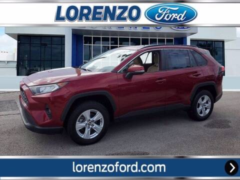 2019 Toyota RAV4 for sale at Lorenzo Ford in Homestead FL
