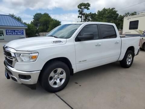 2019 RAM Ram Pickup 1500 for sale at Kell Auto Sales, Inc - Grace Street in Wichita Falls TX