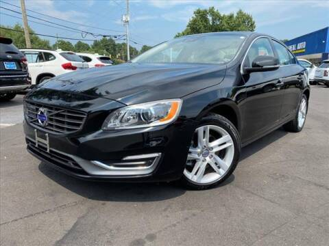 2015 Volvo S60 for sale at iDeal Auto in Raleigh NC