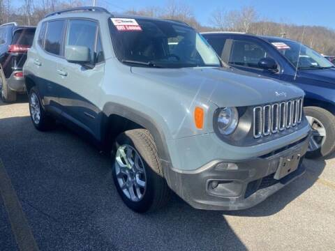 2017 Jeep Renegade for sale at Tim Short Chrysler in Morehead KY