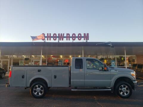 2013 Ford F-350 Super Duty for sale at Premium Motors in Villa Park IL
