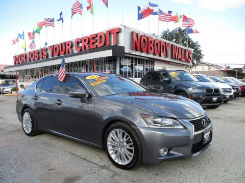 2013 Lexus GS 350 for sale at Giant Auto Mart 2 in Houston TX