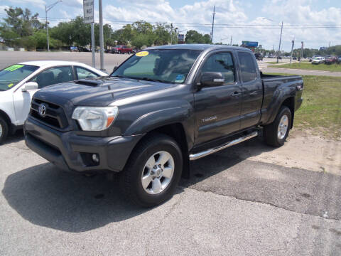 2013 Toyota Tacoma for sale at ORANGE PARK AUTO in Jacksonville FL