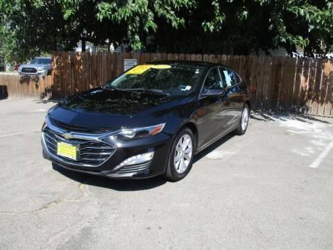 2020 Chevrolet Malibu for sale at Grace Motors in Manteca CA