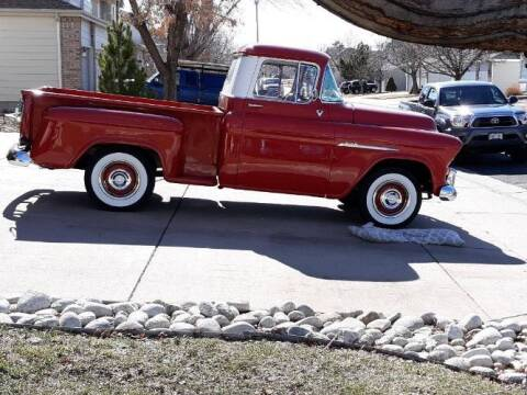 1955 Chevrolet 3100 for sale at Classic Car Deals in Cadillac MI