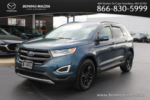 2016 Ford Edge for sale at Bening Mazda in Cape Girardeau MO