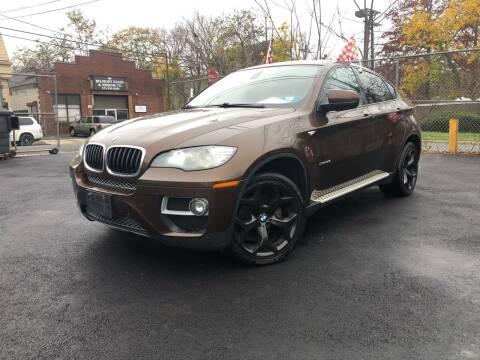 2014 BMW X6 for sale at Elis Motors in Irvington NJ