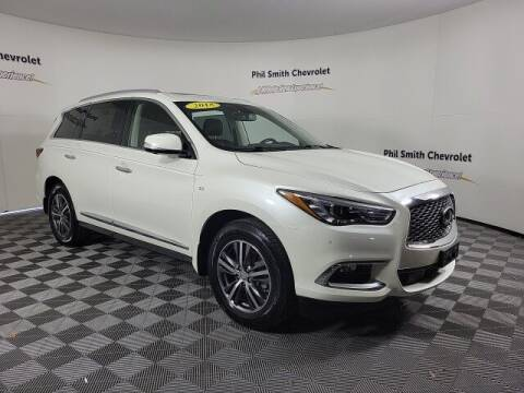 2018 Infiniti QX60 for sale at PHIL SMITH AUTOMOTIVE GROUP - Phil Smith Chevrolet in Lauderhill FL