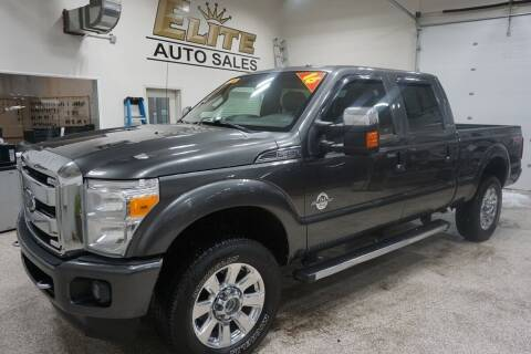 2016 Ford F-350 Super Duty for sale at Elite Auto Sales in Ammon ID