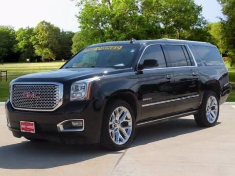 2015 GMC Yukon XL for sale at BIG STAR HYUNDAI in Houston TX
