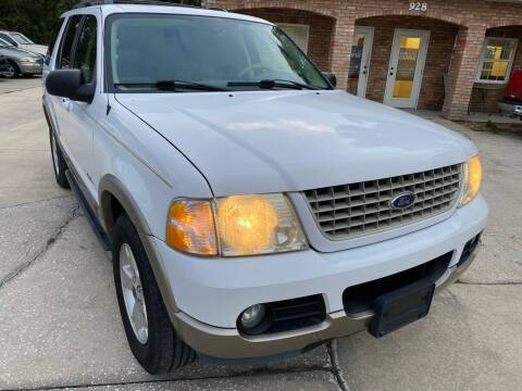 2004 Ford Explorer for sale at MITCHELL AUTO ACQUISITION INC. in Edgewater FL