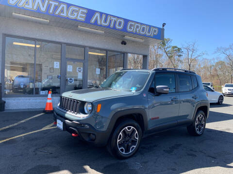 2015 Jeep Renegade for sale at Vantage Auto Group in Brick NJ