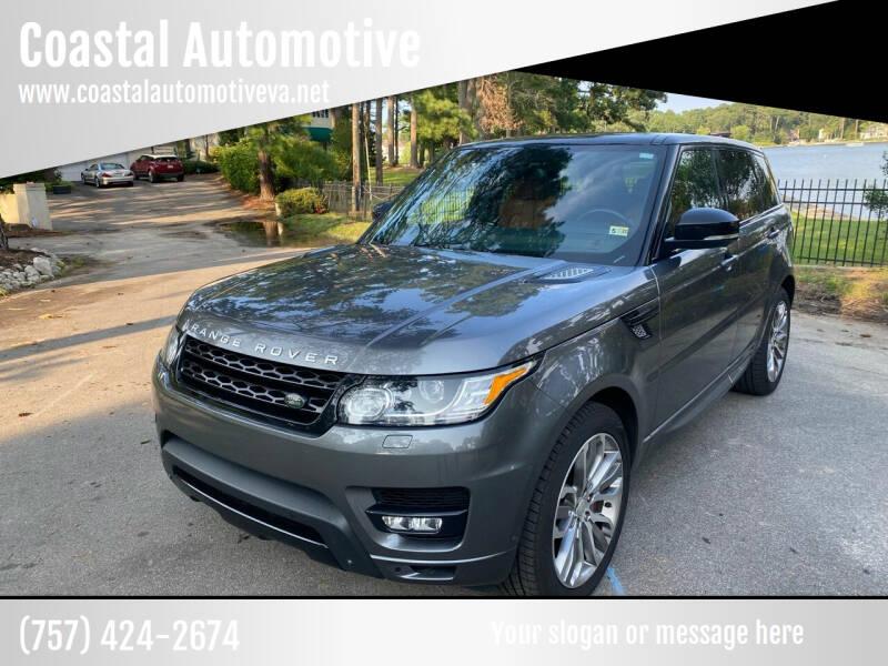 2014 Land Rover Range Rover Sport for sale at Coastal Automotive in Virginia Beach VA