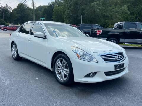 2015 Infiniti Q40 for sale at Luxury Auto Innovations in Flowery Branch GA