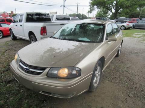 2004 Chevrolet Impala for sale at Dallas Auto Mart in Dallas GA