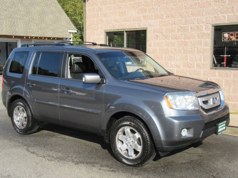 2011 Honda Pilot for sale at Advantage Automobile Investments, Inc in Littleton MA