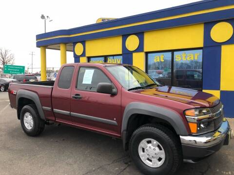 2007 Chevrolet Colorado for sale at Star Cars Inc in Fredericksburg VA