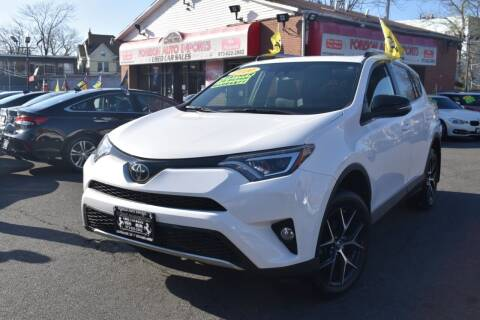 2018 Toyota RAV4 for sale at Foreign Auto Imports in Irvington NJ
