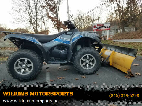 2012 Kawasaki Bruteforce 750 S.E. - EPS for sale at WILKINS MOTORSPORTS in Brewster NY