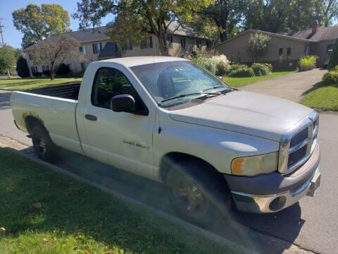 2002 Dodge Ram Pickup 1500 for sale at REM Motors in Columbus OH