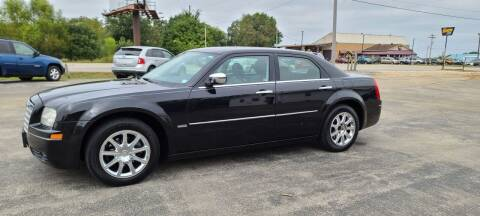 2010 Chrysler 300 for sale at Aaron's Auto Sales in Poplar Bluff MO