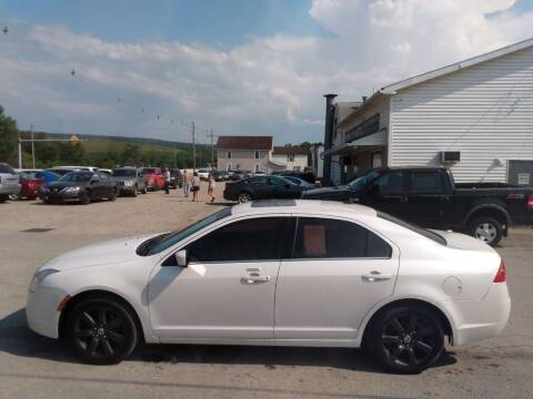 2010 Mercury Milan for sale at ROUTE 119 AUTO SALES & SVC in Homer City PA