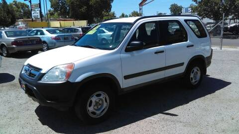 2003 Honda CR-V for sale at Larry's Auto Sales Inc. in Fresno CA