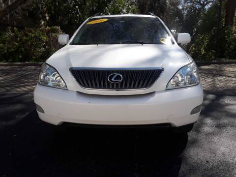 2006 Lexus RX 330 for sale at AUTO IMAGE PLUS in Tampa FL