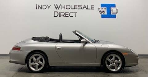 2004 Porsche 911 for sale at Indy Wholesale Direct in Carmel IN