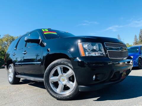 2013 Chevrolet Tahoe for sale at Alpha AutoSports in Sacramento CA