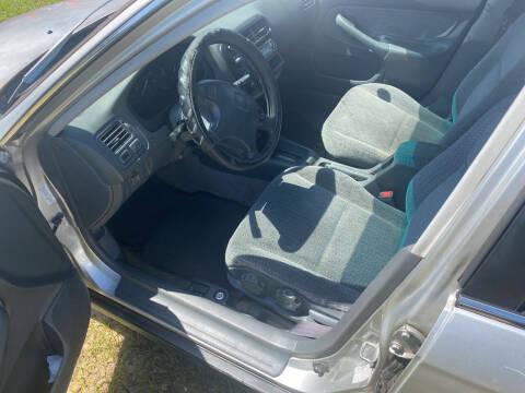 1999 Honda Civic for sale at Nash's Auto Sales Used Car Dealer in Milton FL