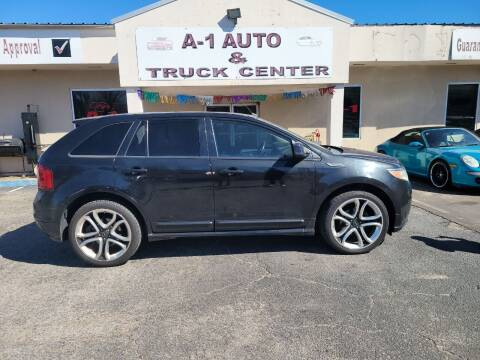 2011 Ford Edge for sale at A-1 AUTO AND TRUCK CENTER in Memphis TN