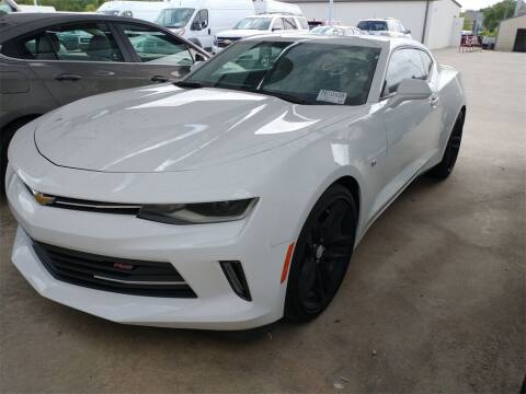 2016 Chevrolet Camaro for sale at Excellence Auto Direct in Euless TX