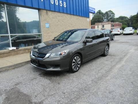 2014 Honda Accord Hybrid for sale at 1st Choice Autos in Smyrna GA