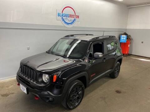 2018 Jeep Renegade for sale at WCG Enterprises in Holliston MA