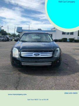 2007 Ford Fusion for sale at R&R Car Company in Mount Clemens MI