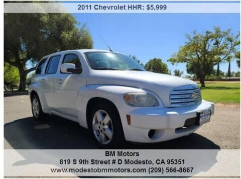 2011 Chevrolet HHR for sale at BM Motors in Modesto CA