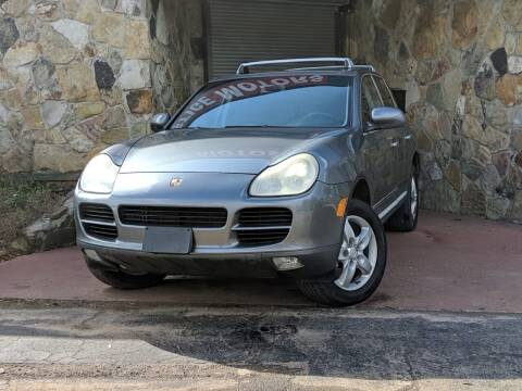 2006 Porsche Cayenne for sale at Atlanta Prestige Motors in Decatur GA