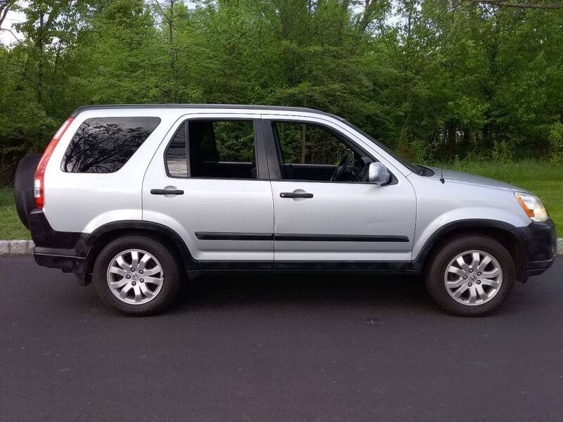 2005 Honda CR-V for sale at Joe Scurti Sales in Lambertville NJ
