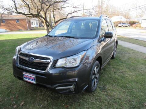 2017 Subaru Forester for sale at Lake County Auto Sales in Painesville OH