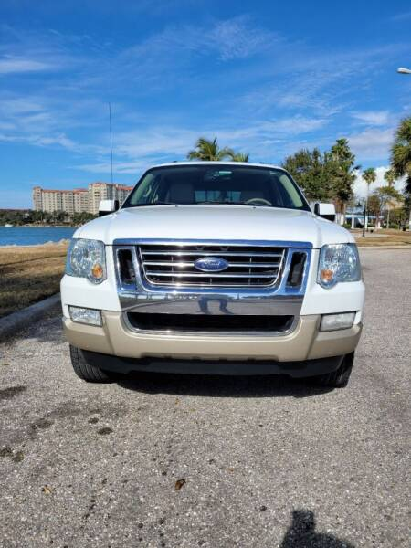 2007 Ford Explorer for sale at ATA   AUTO SALES INC in Sarasota FL