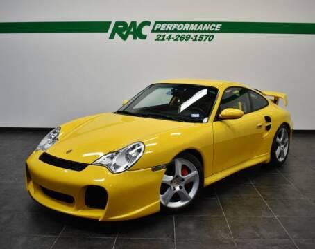 2002 Porsche 911 for sale at RAC Performance in Carrollton TX